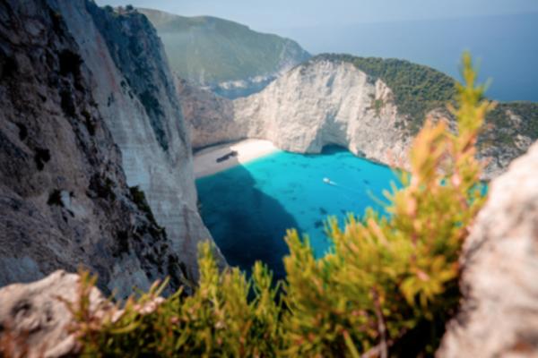Photographie navagio beach Zakynthos
