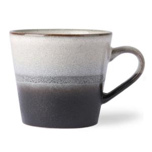 Tasse à Cappuccino ROCK en céramique année 70